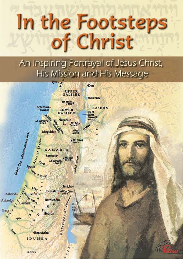 in the Footsteps of Christ copy